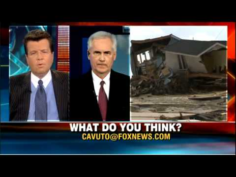 Congressman Tom McClintock with Neil Cavuto: Sandy Relief bill pork