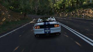Mustang GT350R 0-60   Forza Horizon 3