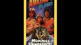 National Geographic's Amazing Planet: Mummies & Earth Mysteries