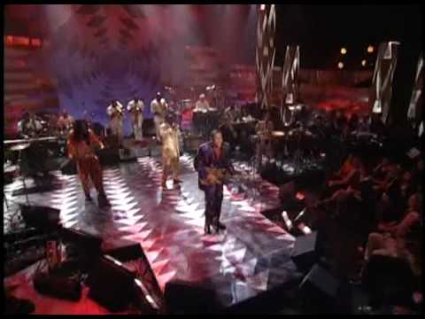 THAT'S THE WAY OF THE WORLD - Earth, Wind & Fire (live by request) Music Videos