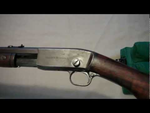 Remington Model 12 Gallery Special bolt removal and installation