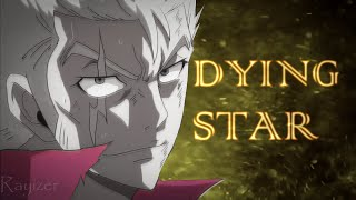 Fairy Tail AMV - Dying Star