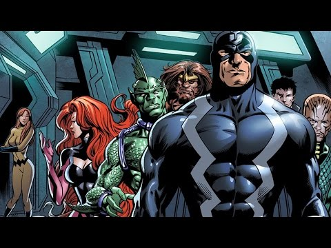 Marvel's The Inhumans Movie Moving Forward