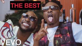 The Best - Davido ft Mayorkun (Official Video )