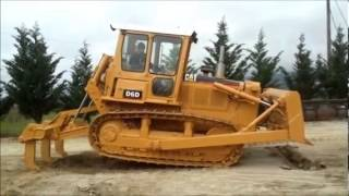 1989 CATERPILLAR D6D For Sale