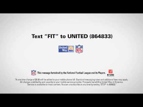 United Way Superbowl XLII Commercial