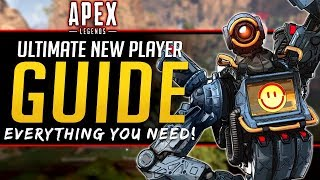 Apex Legends Ultimate New Player Guide - Everything you need to know!