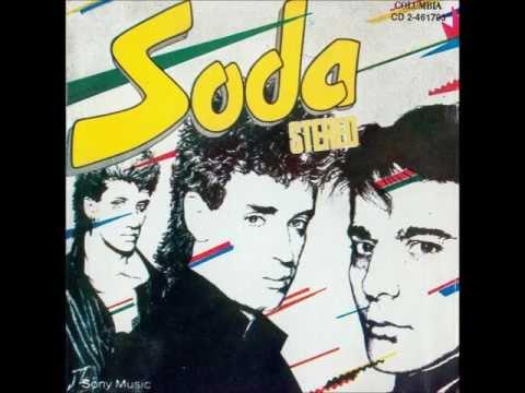 Soda Stereo - Soda Stereo - �Por qu� no puedo ser del Jet-Set? [Album: Soda Stereo - 1984] [HD]