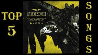 Top 5 Songs from Twenty One Pilots' TRENCH Album
