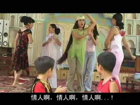 Urumqi Night Market - with Brief History of Uyghurs in Xinjiang