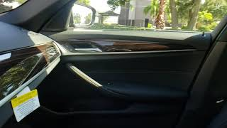 2019 BMW 5 Series Lakeland, Plant City, Winter Haven, FL KG900711