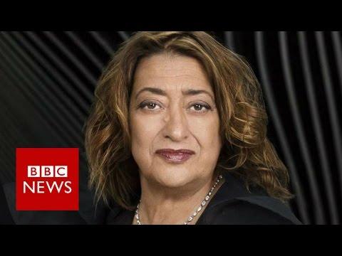 Zaha Hadid:  A look back at her work - BBC News