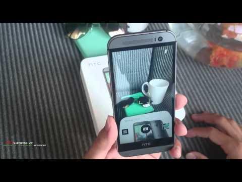 Đập hộp HTC M8