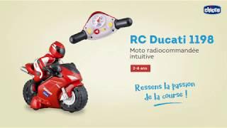 MOTO DUCATI RC 1198
