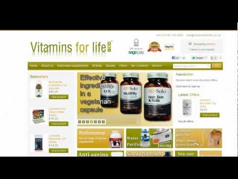 Essential Vitamins & Health Supplements - Vitamin Suppliers UK & Worldwide