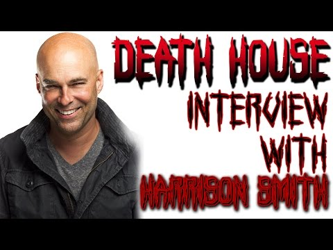 Slash 'N Cast - Interview with Harrison Smith, DIRECTOR of DEATH HOUSE - S1:E1