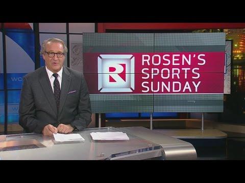 One Final Farewell For Rosen's Sports Sunday