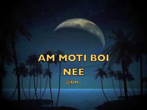 AM MOTI BOI NEE by Teidy Boy, DJ Alezy, T-Marenaua Production - Kiribati@tm..