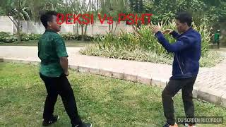 Fight beladiri BEKSI VS PSHT..