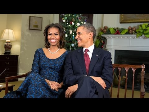 Weekly Address: The President and First Lady Wish Everyone a Happy Holiday Season
