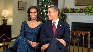 Weekly Address: The President and First Lady Wish Everyone a Happy Holiday Season  12/25/13