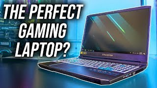 Acer Helios 300 (2019) Gaming Laptop Review