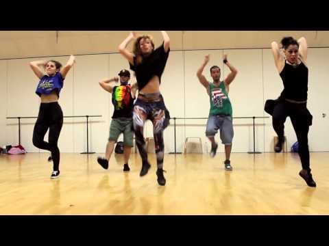 Nereida González | Watch Out For This - Major Lazer | Swagger Jam Malaga
