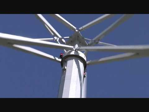 Vertical Wind 200kW in Action