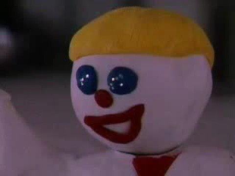 Mr. Bill learns karate
