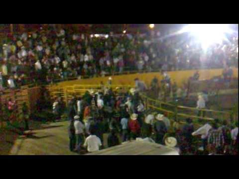 el toro que vuela en tamazula 2011