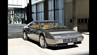 retrocars.ch Ferrari Mondial 3 2 QV