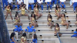 Golden Passionettes   'Scatters'   vs  Tuskegee   2016