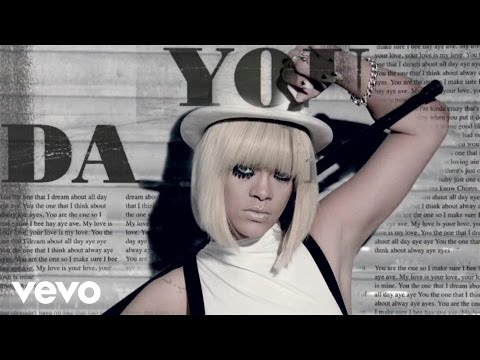 Rihanna - You Da One video