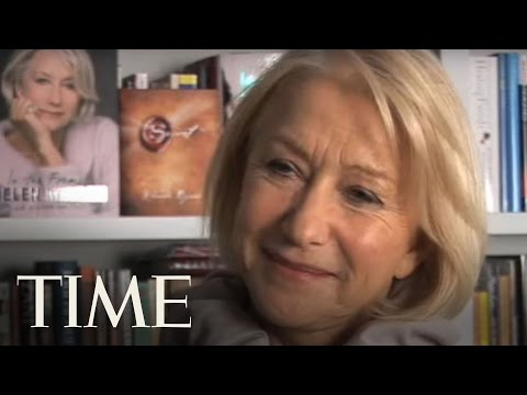 TIME Interviews Helen Mirren