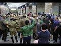 Toshkent Metrosida Harbiy Qo Shiqlar Aksiyasi Bo Lib O Tdi mp3
