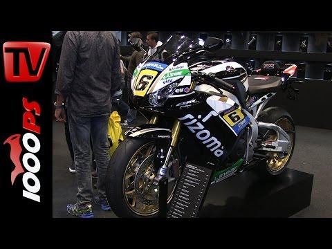 Rizoma Honda CBR1000RR Fireblade | Vom Rennsport auf die Strasse