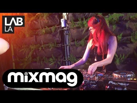 SYDNEY BLU tech house DJ set in Mixmag Lab LA