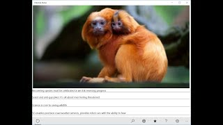 Search feature in Videnda news app, search between 18.000 science articles