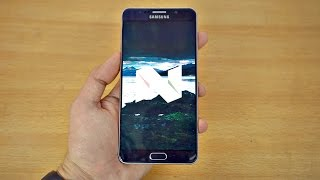 Samsung Galaxy Note 5 OFFICIAL Android 7.0 Nougat Review! (4K)