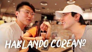 HABLANDO EN COREANO POR 24 HORAS | kenroVlogs ft. Coreano Vlogs y Somos Unnies