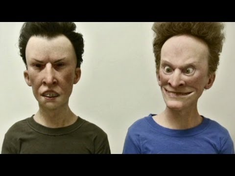 Beavis and Butt-Head alive ... almost