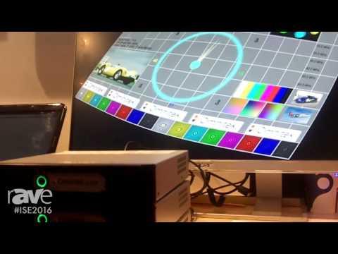 ISE 2016: Omnitek Showcases Warp Engine Running on Xilinx Zynq