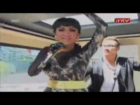 Julia Perez - Belah Duren In Hits On Wheels