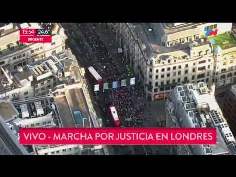 Incendio del edificio en Londres: Más de 30 muertos y marcha por justicia