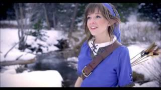 Canción de Zelda en violín por Lindsey Stirling