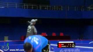 2012 GAC World Tour China Open. 1.2 FINAL.Manю MA Long CHN vs WANG Liqin CHN
