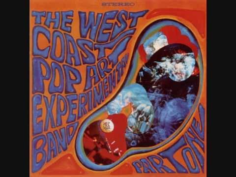 West Coast Pop Art Experimental Band - Transparent Day