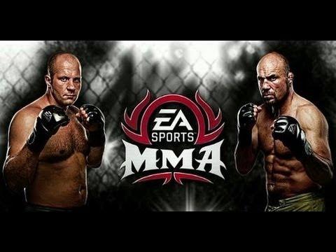 MMA бои без правил #1 самая неожиданная концовка