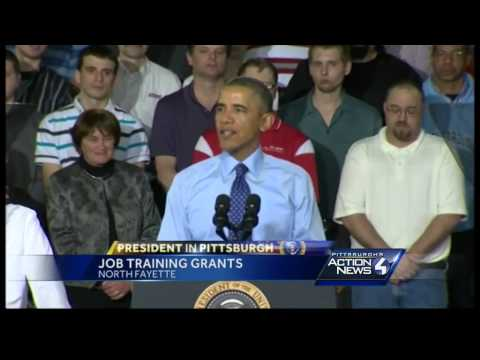 Obama, Biden announce $600M for job grants