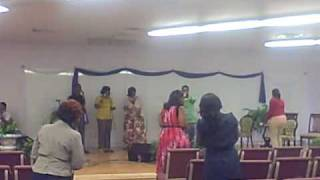 DOMINION CHURCH PRAISE TEAM 5/25/10 APOSTLE KEVIN DAVIDSON (PASTOR)